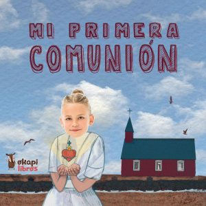 libro personalizado comunión